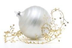 White Ornament Stock Photos