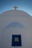 White orthodox  church Stock Photography