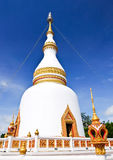 White pagoda Royalty Free Stock Photo