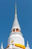 White Pagoda Stock Photography