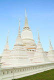 White Pagoda Stock Photography