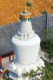 White pagoda Stock Photos