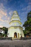 White Pagoda of Fuzhou, China Royalty Free Stock Photo