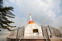 White Pagoda Royalty Free Stock Images