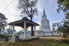 The White Pagoda Stock Photos