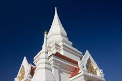 White Pagoda. stock image