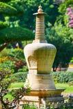 The white pagoda of Yangzhou Stock Photos