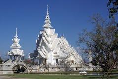 white pagodowy obrazy royalty free