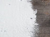White paint Stock Photo