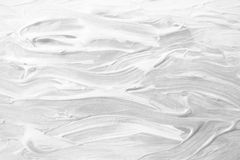 White paint background Stock Photography