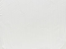 White paint Stock Photography