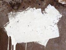 White paint splash background Stock Photos