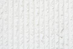White Painted Concrete Wall Stock Photos