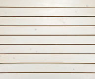 White painted old wooden background. Stock Images