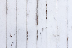 White Painted Shabby Wood Texture Background. Detail of a white painted weathered shabby lattice wall background stock photography