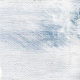 White painted textured background with brush strokes. White painted textured abstract background with brush strokes in gray and black shades. Fragment of acrylic Stock Photography