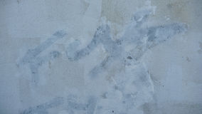 White painted wall Royalty Free Stock Image