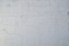 White painted wall texture Stock Image