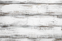 White painted wood background Royalty Free Stock Images