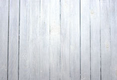 White painted wood planks as background Royalty Free Stock Image