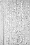 White painted wooden texture, background and wallpaper. Stock Photos