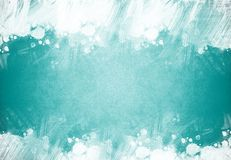 White Painting Royalty Free Stock Photography