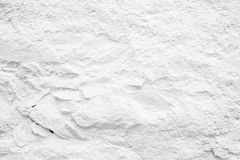 White paited wall Stock Images