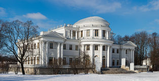 White palace Royalty Free Stock Photos