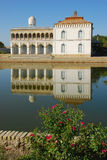 White Palace - the residence of the Emir of Bukhara Stock Photos
