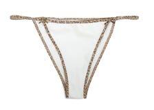 White panties Royalty Free Stock Photo