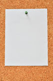 White Paper Stock Image