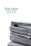 White paper Stock Photo