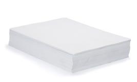 White paper Stock Photos