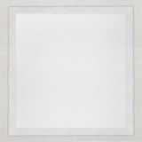 White paper background in white frame Royalty Free Stock Photography