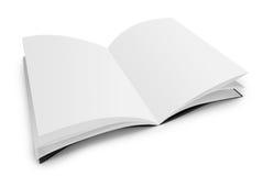 White paper folder