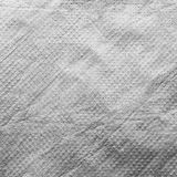 White Paper Napkin Texture Abstract Background Royalty Free Stock Photos