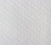 White paper napkin, texture Royalty Free Stock Photo