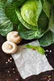 Recipe. Stock Images