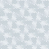 White paper seamless background. Royalty Free Stock Images
