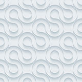 White paper seamless background. Stock Photos