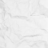White paper sheet. Paper texture background. Stock Image