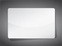White paper template illustration design Stock Image