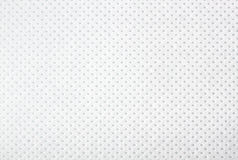 White paper texture Royalty Free Stock Photography