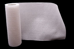 White Paper Towel Royalty Free Stock Photo