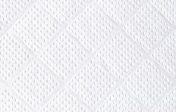 White paper towel texture Royalty Free Stock Photo