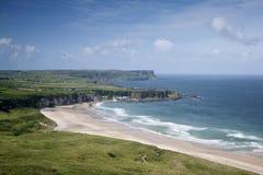 White Park Bay, County Antrim Royalty Free Stock Photo