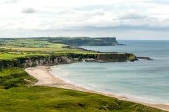 White Park Bay, County Antrim Royalty Free Stock Photos