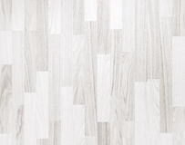 White parquet wooden texture Royalty Free Stock Image