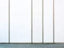 White partition Royalty Free Stock Photography