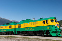 White Pass Train Stock Photos